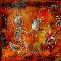 silvia-messerli-Fantasy-Animals-Air-Contemporary-Art-Contemporary-Art