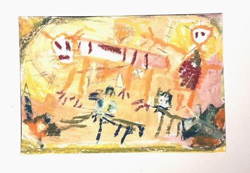 silvia messerli, ein Herz für die Katz, Fantasy, Animals: Land, Art Brut