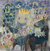 silvia-messerli-People-Women-Fantasy-Contemporary-Art-Contemporary-Art