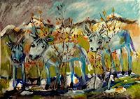 silvia-messerli-Animals-Land-Landscapes-Mountains-Contemporary-Art-Contemporary-Art