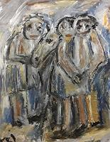 silvia-messerli-People-Group-Animals-Land-Contemporary-Art-Contemporary-Art