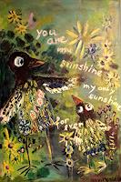 silvia-messerli-Emotions-Love-Fantasy-Modern-Age-Abstract-Art-Art-Brut