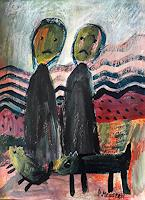 silvia-messerli-Fantasy-Movement-Modern-Age-Abstract-Art-Art-Brut