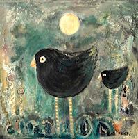 silvia-messerli-Miscellaneous-Romantic-motifs-Poetry-Contemporary-Art-Contemporary-Art