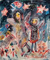 silvia-messerli-Emotions-Joy-Fantasy-Modern-Age-Abstract-Art-Art-Brut