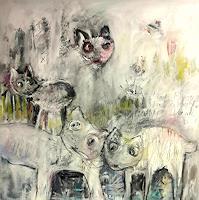 silvia-messerli-Animals-Land-Nature-Earth-Contemporary-Art-Contemporary-Art