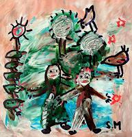 silvia-messerli-Fantasy-Emotions-Horror-Contemporary-Art-Contemporary-Art