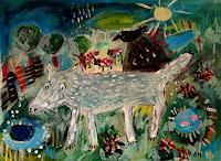 silvia-messerli-Fantasy-Animals-Land-Contemporary-Art-Contemporary-Art