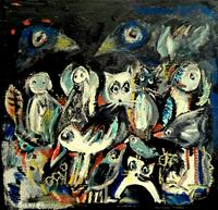 silvia-messerli-Emotions-Joy-Fantasy-Contemporary-Art-Contemporary-Art