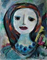 silvia-messerli-People-Women-Emotions-Joy-Contemporary-Art-Contemporary-Art