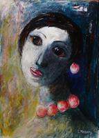 silvia-messerli-People-Women-Emotions-Pride-Contemporary-Art-Contemporary-Art