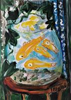 silvia-messerli-Animals-Water-Nature-Miscellaneous-Contemporary-Art-Contemporary-Art