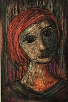 silvia-messerli-People-Women-Miscellaneous-Emotions-Contemporary-Art-Contemporary-Art