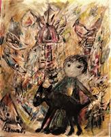 silvia-messerli-Miscellaneous-People-Nature-Miscellaneous-Contemporary-Art-Contemporary-Art