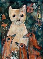 silvia-messerli-Animals-Land-Animals-Air-Contemporary-Art-Contemporary-Art