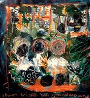 silvia-messerli-People-Group-Miscellaneous-Contemporary-Art-Contemporary-Art