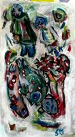 silvia-messerli-Animals-Water-People-Women-Contemporary-Art-Contemporary-Art