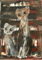 silvia-messerli-Animals-Land-Miscellaneous-Animals-Contemporary-Art-Contemporary-Art
