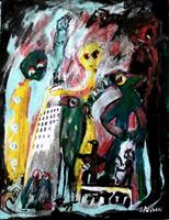 silvia-messerli-Miscellaneous-Emotions-Leisure-Modern-Age-Abstract-Art-Art-Brut