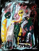 silvia-messerli-Miscellaneous-Emotions-Leisure-Modern-Age-Abstract-Art-Art-Brut