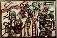 silvia-messerli-Fantasy-Emotions-Joy-Contemporary-Art-Contemporary-Art