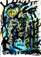 silvia-messerli-Miscellaneous-People-Nature-Wood-Contemporary-Art-Contemporary-Art