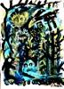 silvia messerli, der Wald...er lebt, Miscellaneous People, Nature: Wood, Contemporary Art