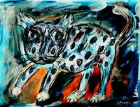 silvia-messerli-Animals-Land-Miscellaneous-Emotions-Contemporary-Art-Contemporary-Art