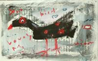 silvia-messerli-Animals-Air-Emotions-Joy-Modern-Age-Abstract-Art-Art-Brut