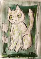 silvia-messerli-Animals-Land-Miscellaneous-Modern-Age-Abstract-Art-Art-Brut
