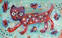 silvia-messerli-Animals-Land-Miscellaneous-Contemporary-Art-Contemporary-Art