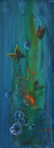 K. P. Dobler, Lebenslichter, Nature: Miscellaneous, Abstract art, Abstract Art