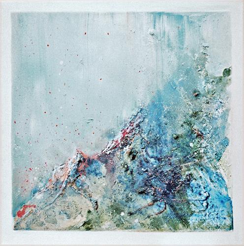 K. P. Dobler, Geheimnis der Zauberberge, Abstract art, Abstract Art