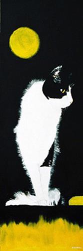 K. P. Dobler, Der Hengst, Animals: Land, Animals: Land, Contemporary Art, Abstract Expressionism