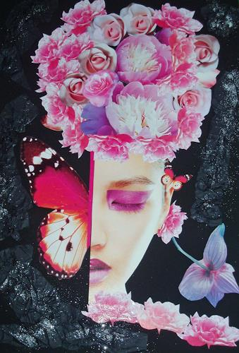 bia, MADAME BUTTERFLY, Decorative Art, Fantasy, Expressionism