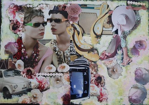 bia, SIXTY'S, Decorative Art, Fashion, Pop-Art