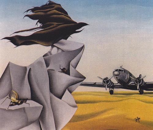 dominique hoffer, Peau d'Ane, Fantasy, Contemporary Art