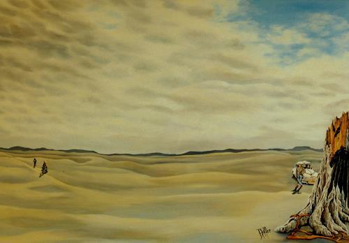 dominique hoffer, L'INVISIBLE ESSENTIEL, Fantasy, Contemporary Art