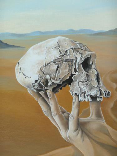 dominique hoffer, Facétieux vertiges de l'éternité, Fantasy, Contemporary Art