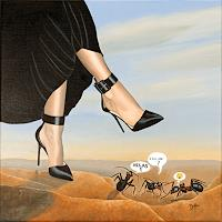 dominique-hoffer-Fantasy-Contemporary-Art-Post-Surrealism