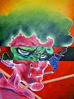 CK-Burlesque-Abstract-art-Contemporary-Art-Contemporary-Art