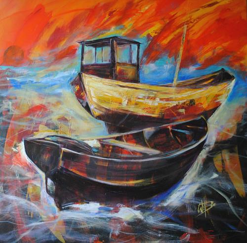 webo, Boote, Verkehr: Ship, Leisure