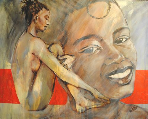 webo, Black Lady, People: Women, People: Faces