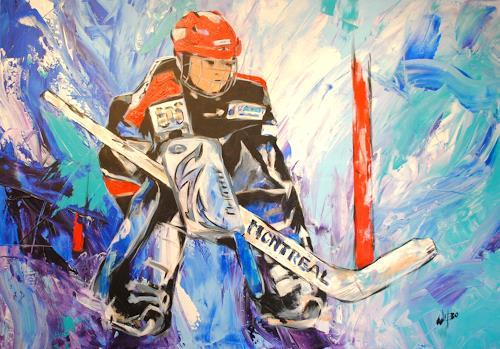 webo, Icehockey, Sports, People: Children