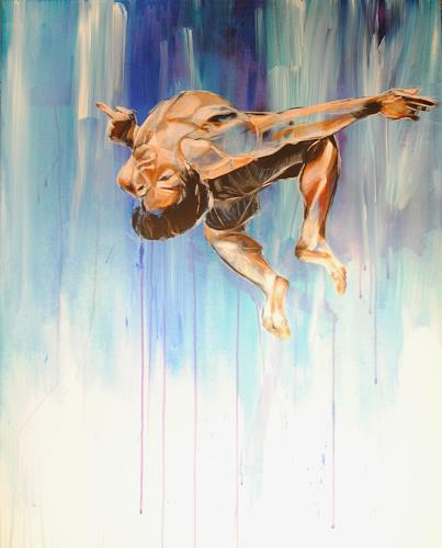 webo, Salto, Sports, Leisure, Abstract Expressionism