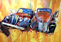 webo-Traffic-Car-Technology-Contemporary-Art-New-Image-Painting