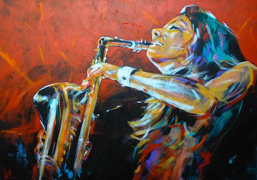 webo, Candy Dulfer, Music: Instruments, Miscellaneous Music, Expressionism