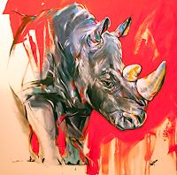 webo-Animals-Land-Miscellaneous-Animals-Modern-Age-Expressive-Realism