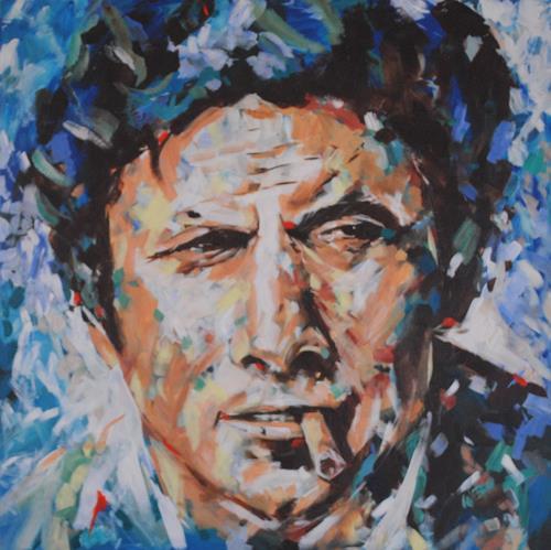 webo, Columbo, People: Portraits, People: Men, Expressionism