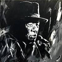 webo, J.L.Hooker